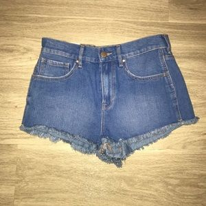NWT Bullhead High Waist Short